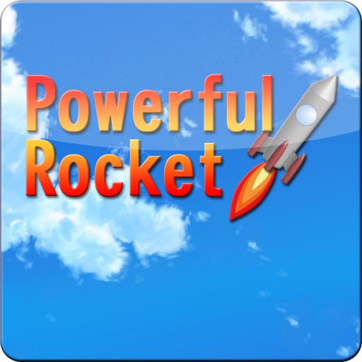 Powerful Rocket