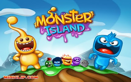 Monster Island Screenshot 1