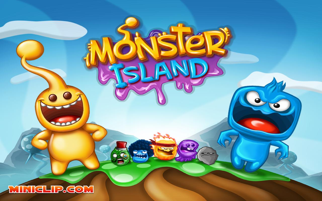 Monster Island- screenshot