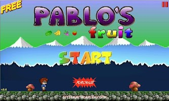 Screenshot of Pablo's Fruit Free