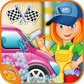 Crazy Car Salon –Wash & Design