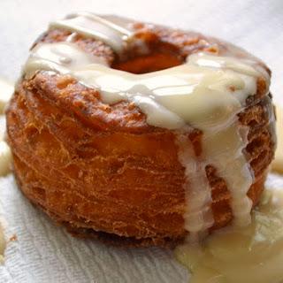 Homemade Cronuts (Croissoughnuts?)