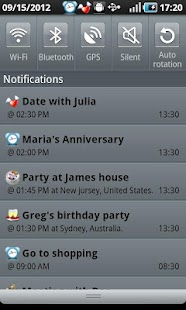 Business Event Calendar Boom - screenshot thumbnail