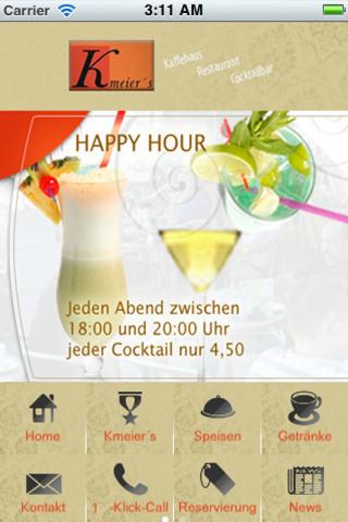 Kmeier´s - Kaffehaus Bensheim