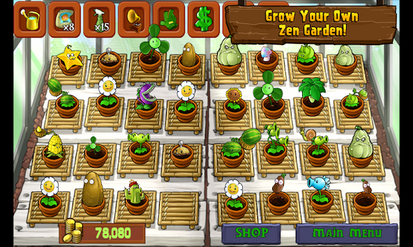 Plants vs. Zombies™ apk screenshot