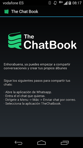 The Chat Book