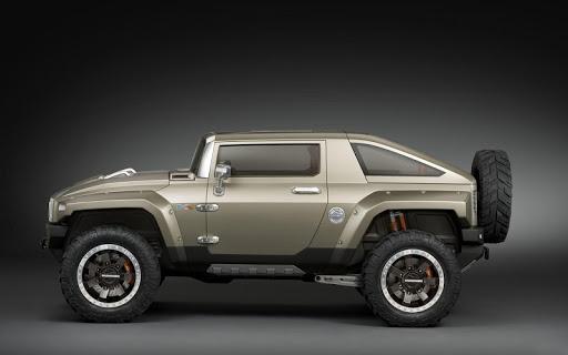 凶悍的越野車SUV