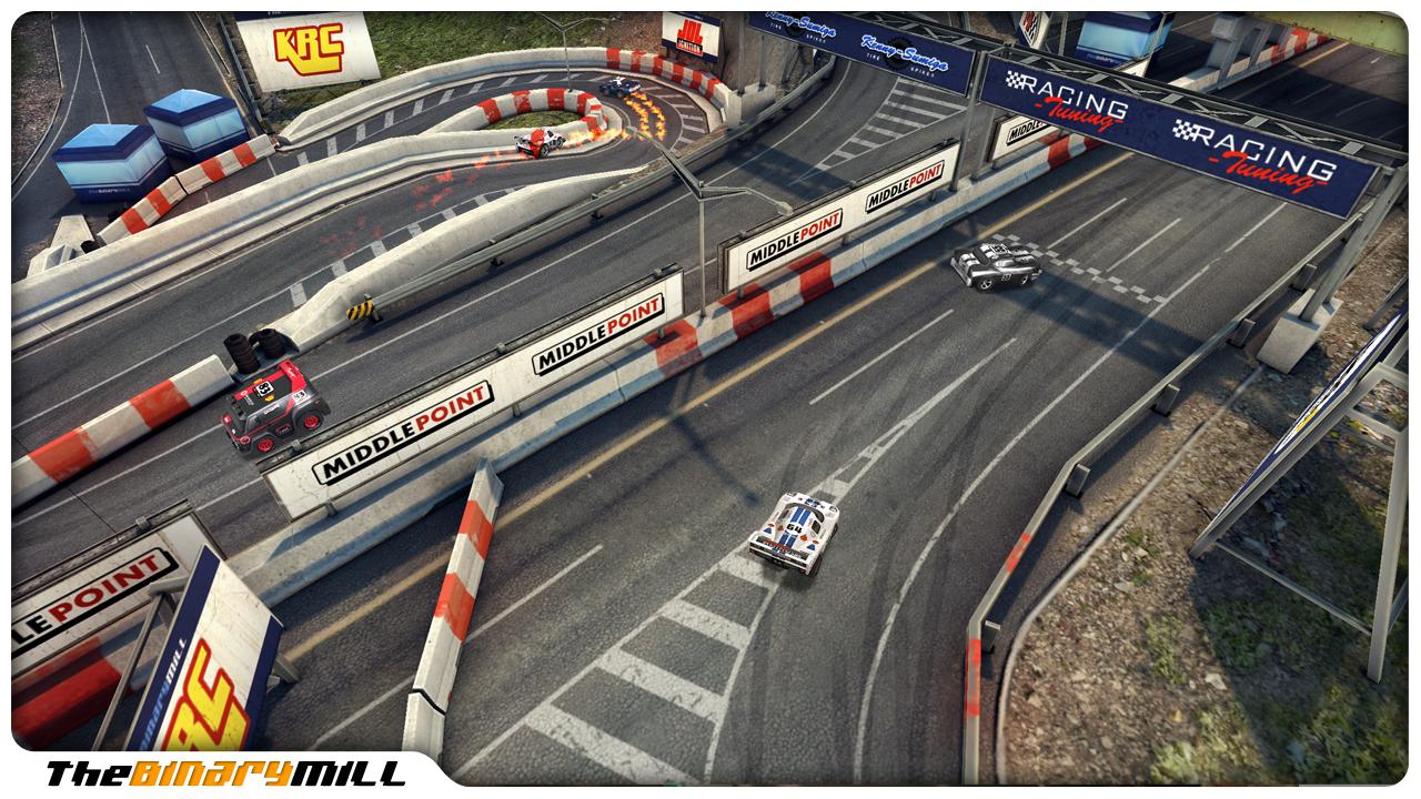Mini Motor Racing screenshot #15