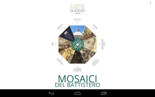 Mosaici del Battistero