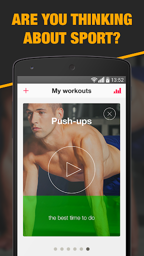 My Coach - Workout trainer