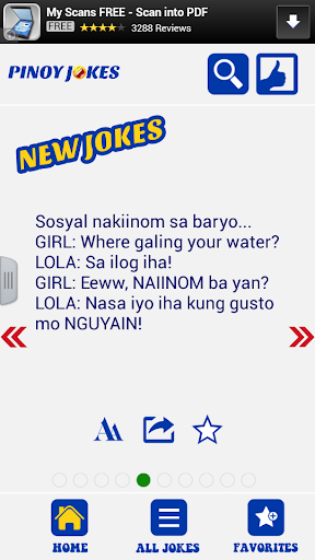 Pinoy Jokes