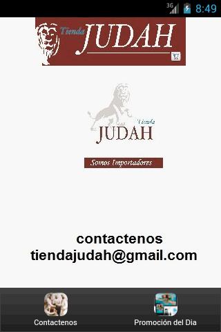 Tienda Judah