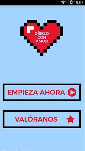 Lovify: Crea postales de amor