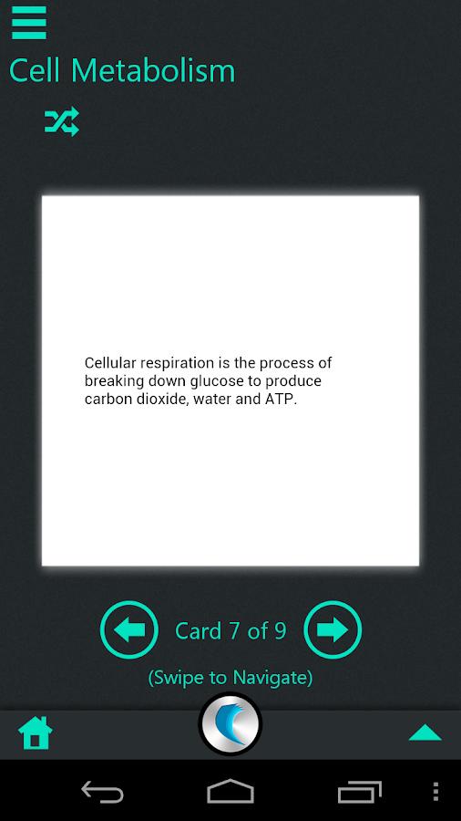 Biology by WAGmob - screenshot