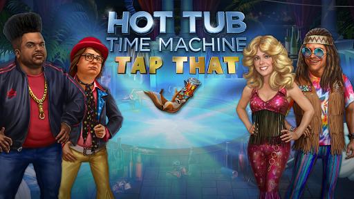Hot Tub Time Machine: Tap That