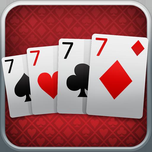 Sevens the card game free 棋類遊戲 App LOGO-APP開箱王