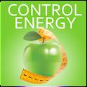 Contador de calorias C.Energy icon
