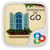 Windows of GO Launcher Theme