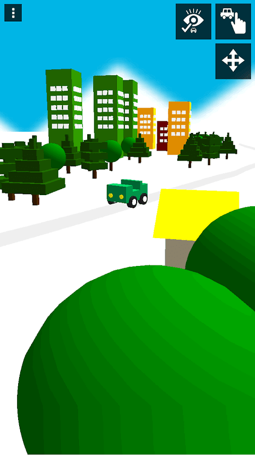 Touch & Move! Service Vehicles- screenshot