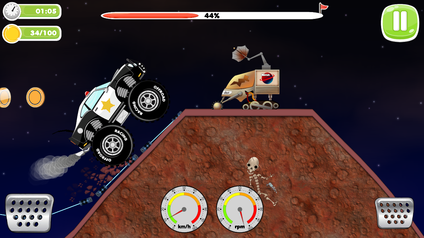 Offroad Racing 2- screenshot
