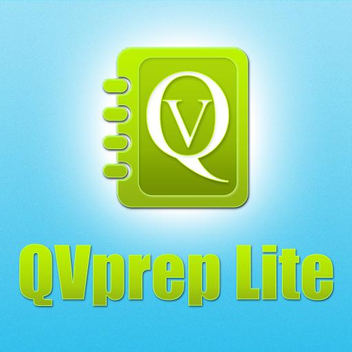 的QVprep Lite:3级至10 教育 LOGO-玩APPs