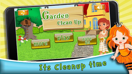 Princess Garden Cleanup