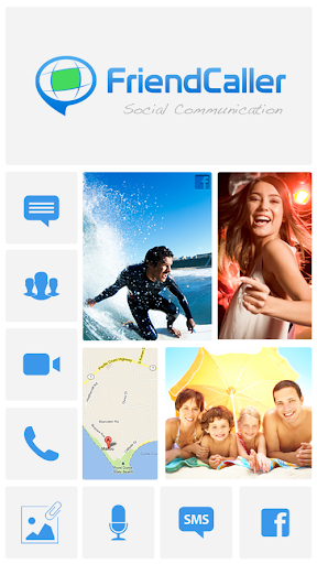 FriendCaller Video Chat 视频群聊