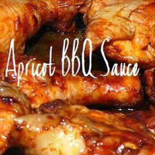 Apricot BBQ Sauce