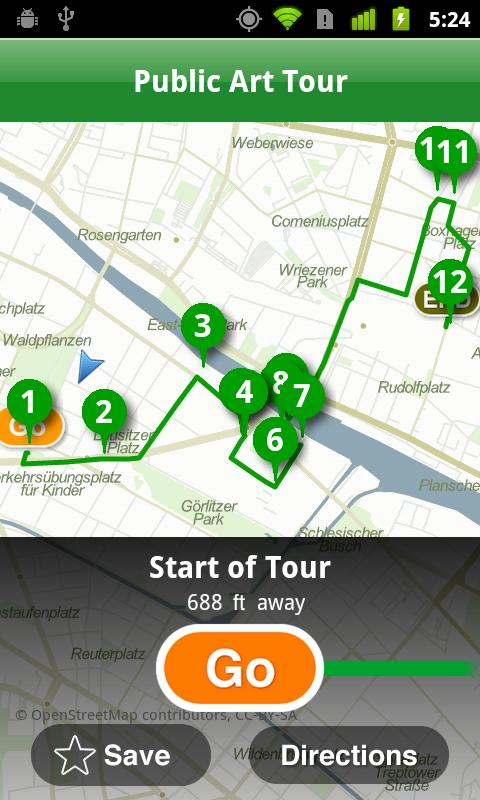 Berlin City Guide - screenshot