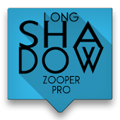 Long Shadows Zooper Pro Widget