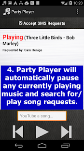 Party Player- screenshot thumbnail