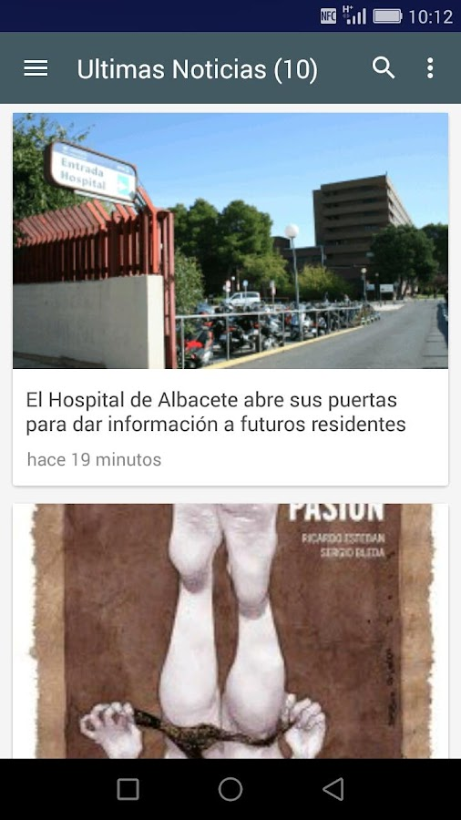 Albacete Capital- screenshot