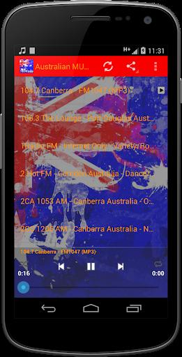 Australia MUSIC Radio