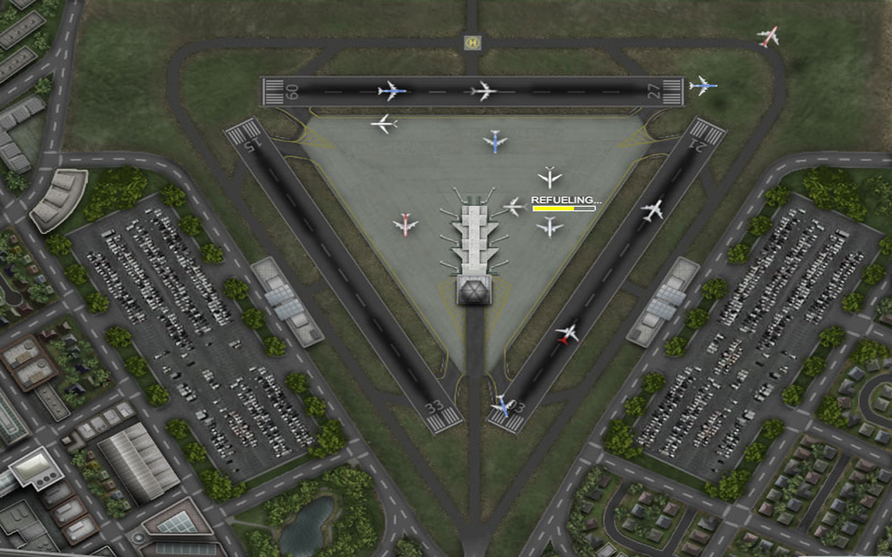 Airport Madness 4- screenshot