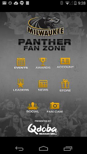 Panther Fan Zone