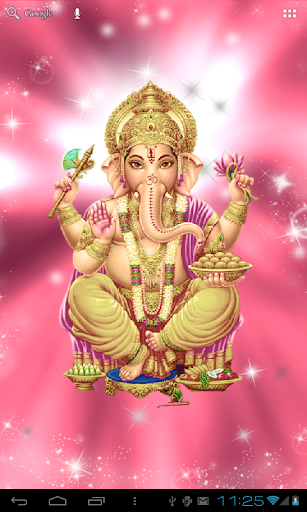 Ganesha live wallpaper