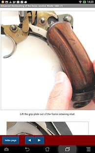 Swiss revolver Model 1882- screenshot thumbnail