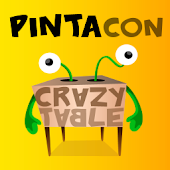 Pinta con Crazy Table
