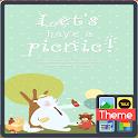 폰테마샵 피크닉 고연락처 테마 icon