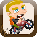 Bike Race Ninja - Clumsy Run icon