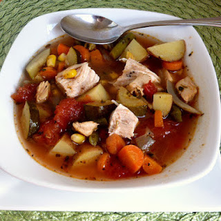 Calico Chicken Soup