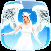 Angels Live Wallpaper
