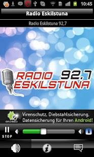Radio Eskilstuna 92,7- screenshot thumbnail