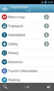 New York City Guide by Triposo- screenshot thumbnail