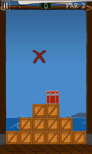 Crates on Deck Free image | 3