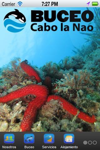 Buceo Cabo la Nao