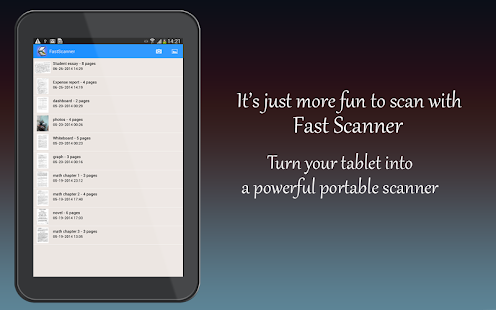 Quick PDF Scanner FREE - Android Apps on Google Play