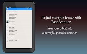 0 Fast Scanner : Free PDF Scan App screenshot