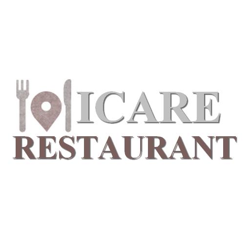 Icare Restaurant LOGO-APP點子