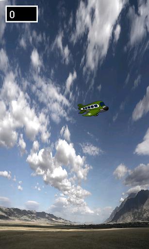 Save the plane